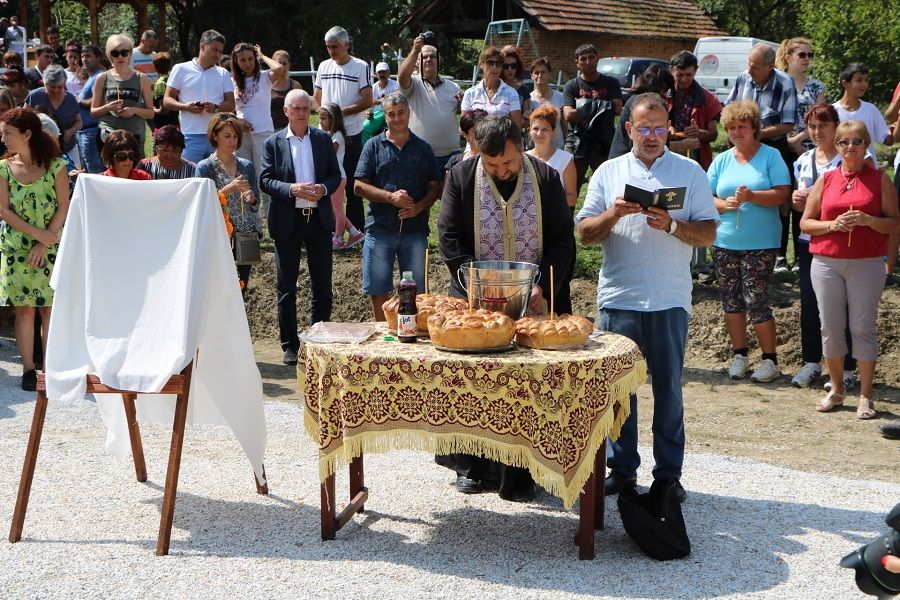 Opening of the renovated sites of the cultural and historical heritage -