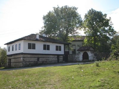 Old class school from 1848 - Vidrare village (Bulgaria) -
