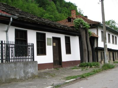 Tunyakovski Inn from 1820 - Vidrare village (Bulgaria) -