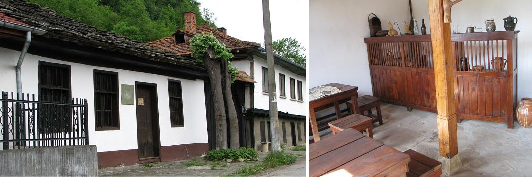 Tunyakovski Inn from 1820